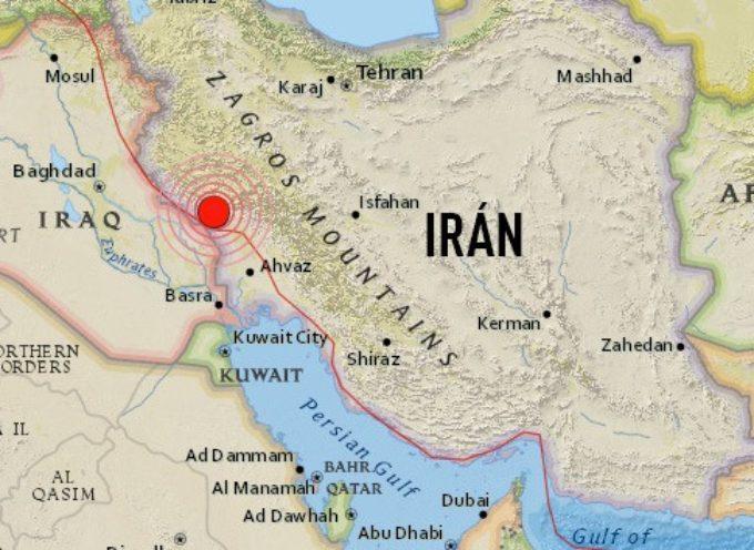Terremoto de 7,3 grados sacude frontera entre Irak e Irán dejando más de 300 muertos