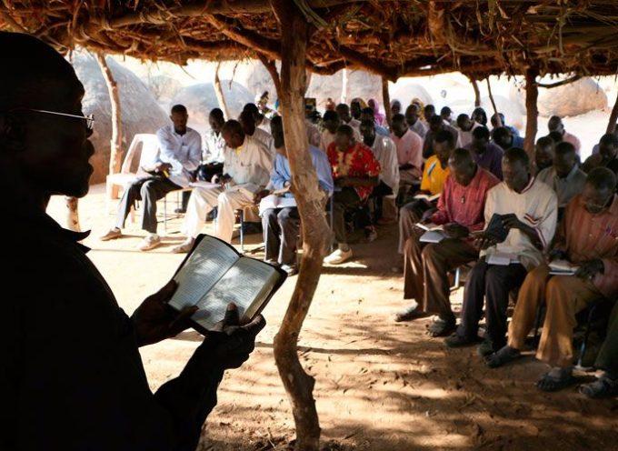 """""""Nuestra Fe Sigue Viva"""" Afirma pastor de Sudán aunque la persecución a aumentado ferozmente"""