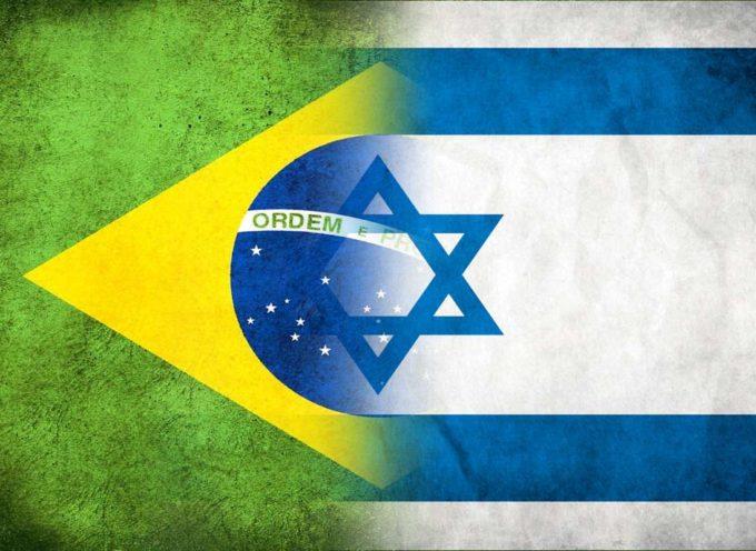 Líderes evangélicos quieren que Brasil transfiera embajada a Jerusalén