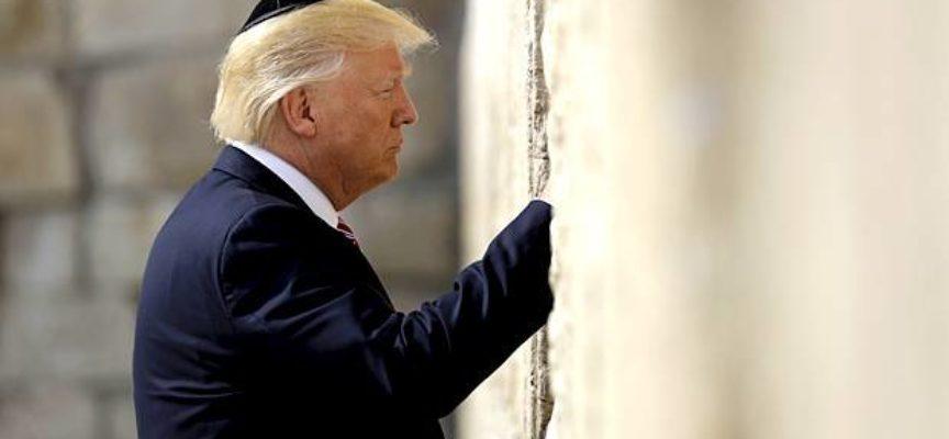 250 Rabinos israelíes agradecen a Trump y lo bendicen como Dios hizo con Josué