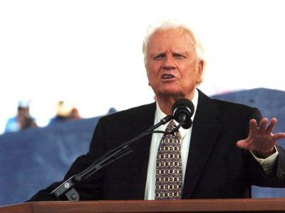 Muere Billy Graham, el influyente predicador de EE UU